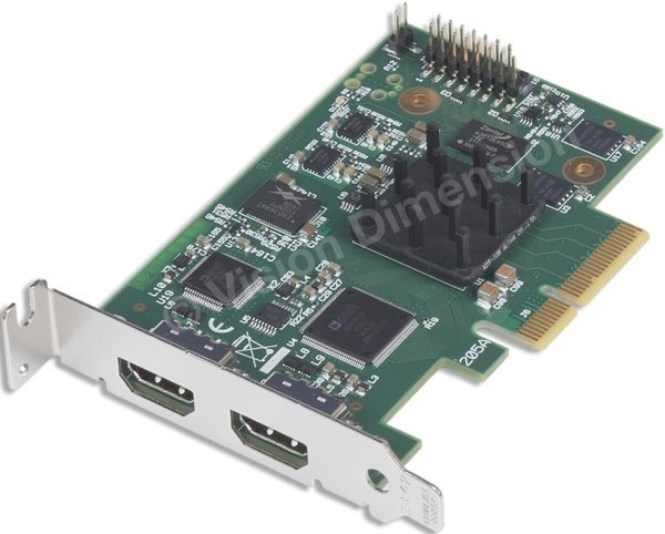 XtremeLC-HD2 Dual HDMI Capture Card