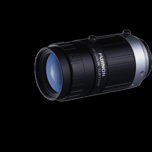 12 mm C-Mount Objektiv Fujinon HF12XA-5M - 1.6/12mm