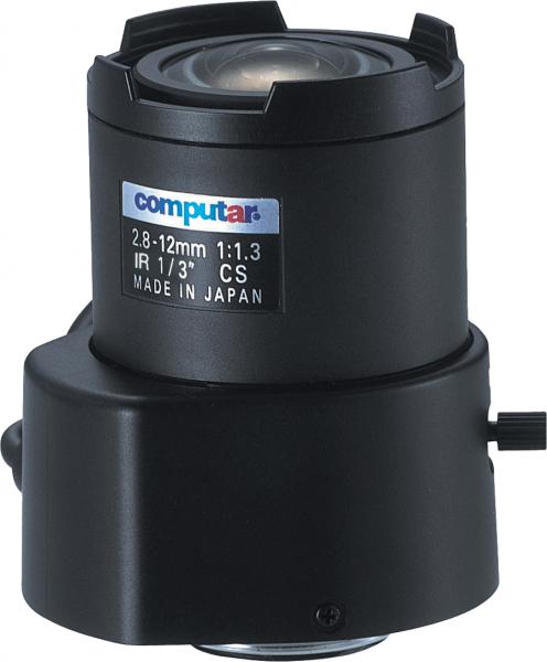 2,8 - 12 mm CS-Mount Computar Objektiv TG4Z2813FCS-IR DC