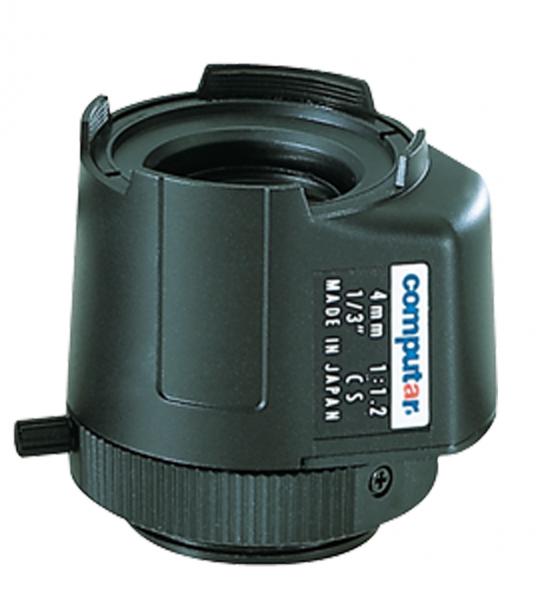 4,0 mm CS-Mount Computar Objektiv TG0412FCS DC