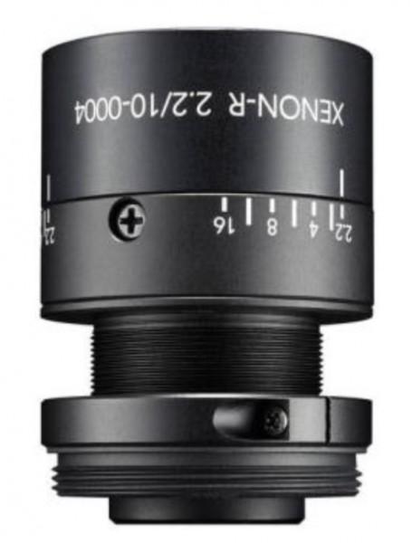 10,46 mm c-mount Objektiv Xenon-RUBY 2.2/10 Schneider Kreuznach