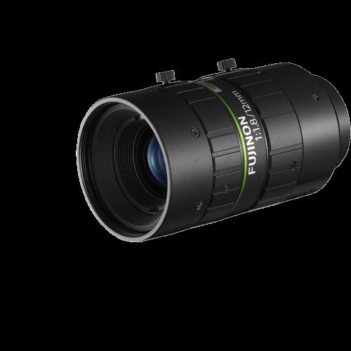 12 mm C-Mount Objektiv Fujinon HF1218-12M