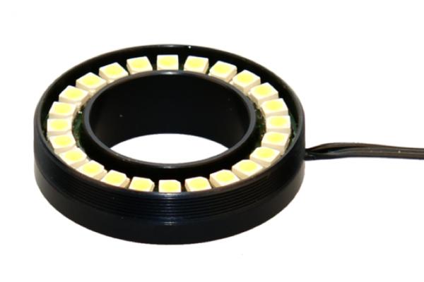 Mini-Ringlicht weiß M 30,5 gerichtet