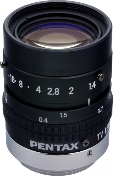 25,0 mm C-Mount Objektiv Pentax B2514D(KP) /  Ricoh FL-BC2514D-VG - 1.4 / 25mm
