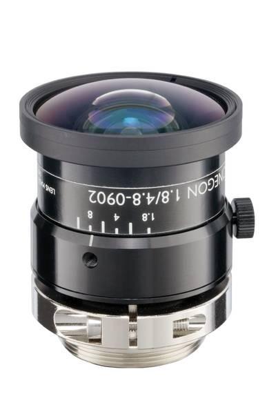4,8 mm Cinegon 1.8/4.8-0902 C-Mount Objektiv Schneider Kreuznach