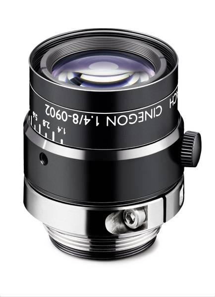 8 mm Cinegon 1.4/8-0902 C-Mount Objektiv Schneider Kreuznach