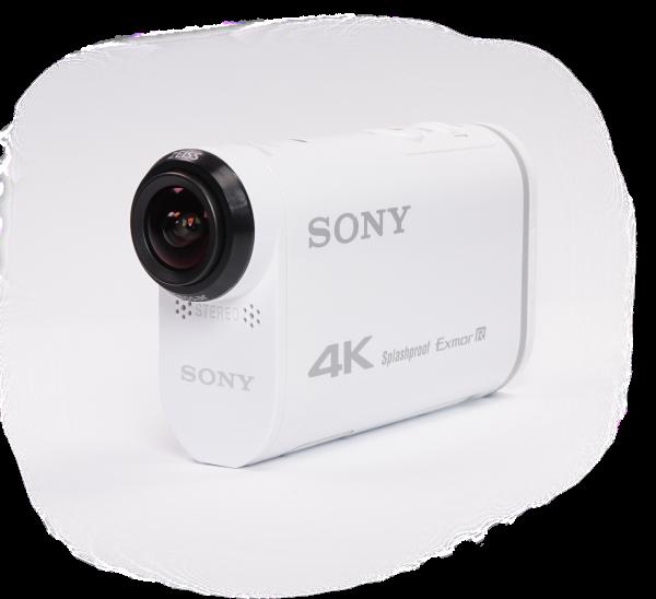 Umbau Sony FDR-X1000V
