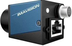 GigE Monochrome NIR Industriekamera MER-530-20GM-P NIR ImaVision