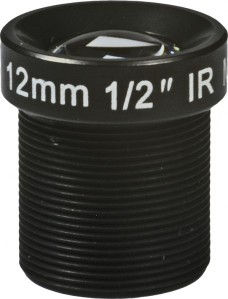 12mm Megapixel Miniobjektiv BL-1216MP12IR