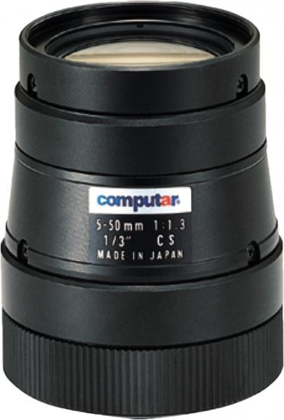5,0 - 50 mm CS-Mount Computar Objektiv T10Z0513CS