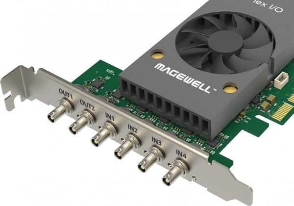 Magewell Flex I/O SDI 4i2o