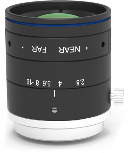 8 mm C-Mount Objektiv OPT MV COB0828 - 2,8 / 8mm