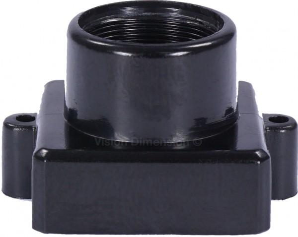 Objektivhalterung M12x0,5 22mm