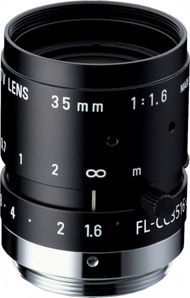 25,0 mm C-Mount Objektiv Pentax C3516-M (KP) / Ricoh FL-CC3516-2M - 1.6 / 35mm