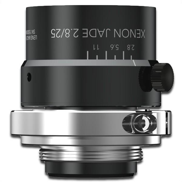 25mm C-Mount Industrieobjektiv Schneider Kreuznach Xenon Jade 2.8/25