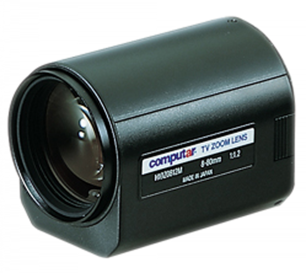 8 - 80,0 mm C-Mount Computar Motor Zoom Objektiv H10Z0812M