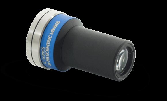 62.2 mm WD C-Mount Telezentrisches Objektiv Opto Engineering TC23009