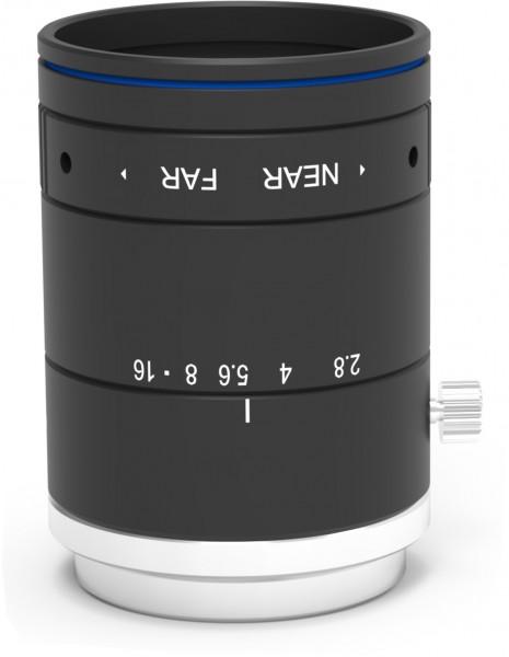 35 mm C-Mount Objektiv OPT MV COB3528