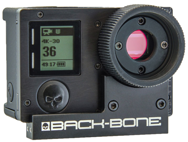 BACK-BONE RIBCAGE HERO4 MOD Hero 4 BE