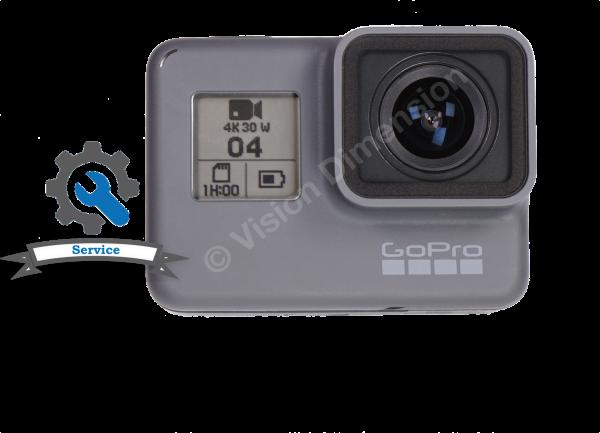 Umbau GoPro Hero 5 inklusive UHD80V2H5
