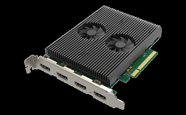 Magewell PRO CAPTURE DUAL HDMI 4K PLUS LT