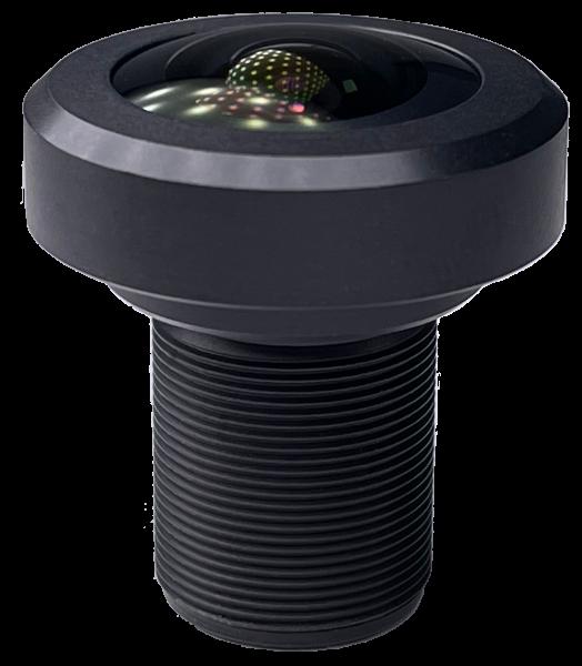 1,58mm Fisheye M12 Megapixel Objektiv
