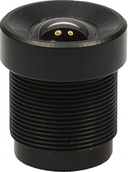 6mm Mini-Objektiv S-Mount M12x0,5 BL-0620LC