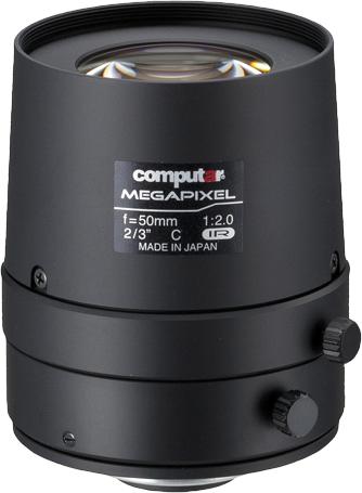 50 mm C-Mount Computar Objektiv M5020FIC-MPIR