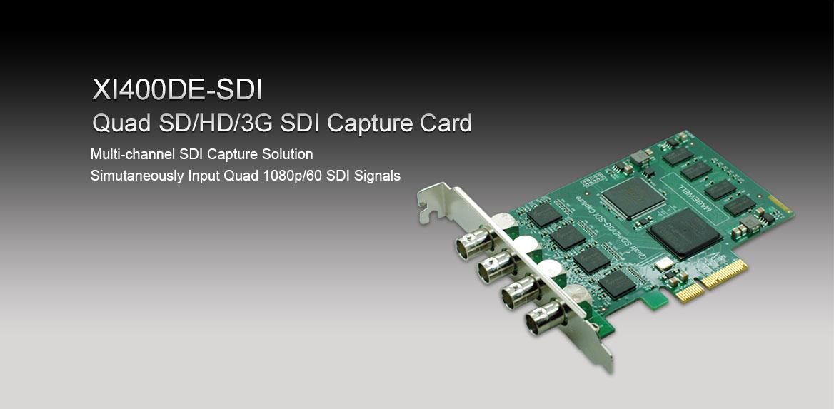 XI400DE-SDI-E2
