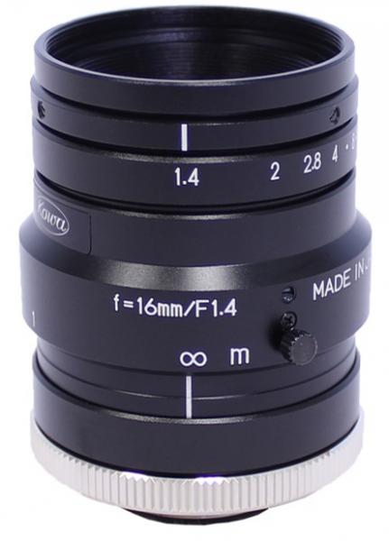 16 mm C-Mount Objektiv Kowa LM16HC