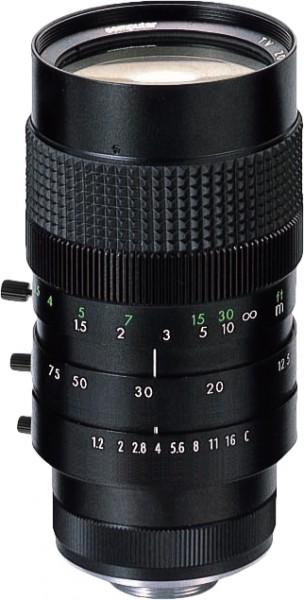12,5 - 75,0 mm C-Mount Computar Zoom Objektiv M6Z1212-3S