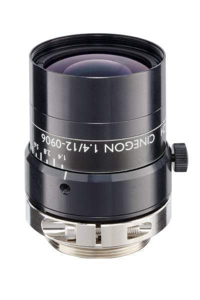12 mm Cinegon 1.4/12-0906 C-Mount Objektiv Schneider Kreuznach