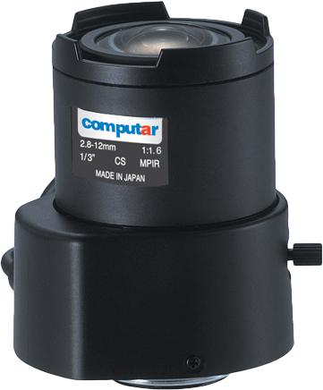 2,8 - 12 mm CS-Mount Computar Objektiv TG4Z2816FCS-MPIR DC
