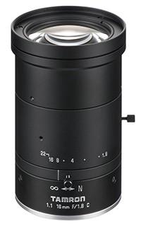 16 mm C-Mount Objektiv Tamron M111FM16