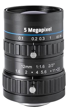 12 mm C-Mount Objektiv Opto Engineering EN5MP1216