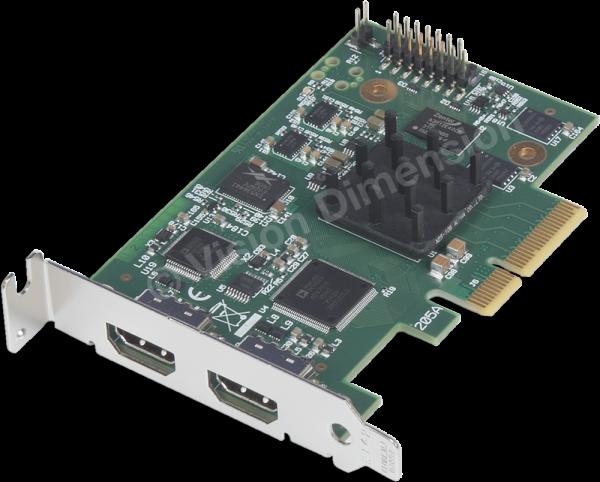 XtremeLC-HD2 Dual HDMI Capture Card