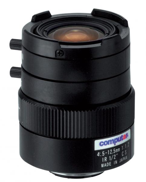 4,5 - 12,5 mm CS-Mount Computar Objektiv H3Z4512CS-IR