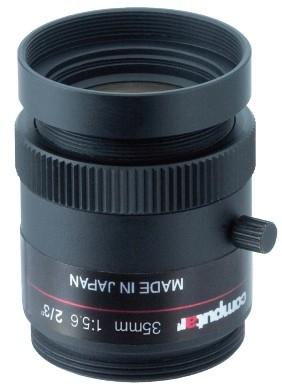 35 mm C-Mount Computar Objektiv M3520-MPW2-R Ruggedized