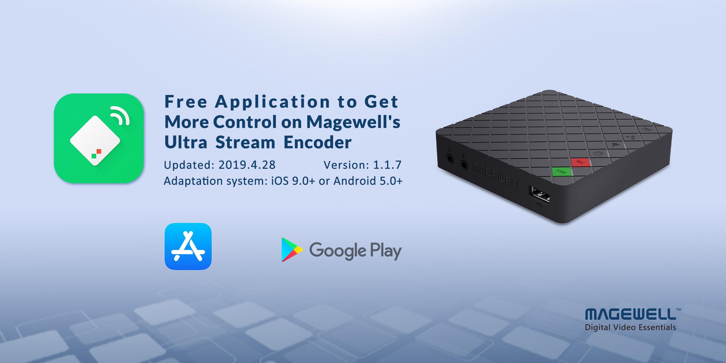 Magewell_ULTRA_STREAM_Firmware-Update-1-1-7_Banner