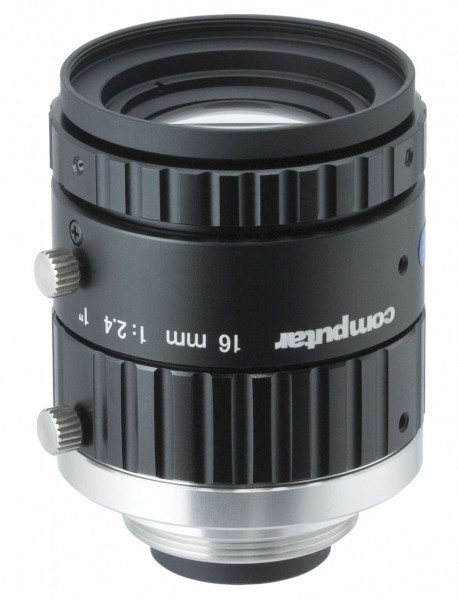 16 mm C-Mount 20MP Objektiv Computar V1624-MPZ