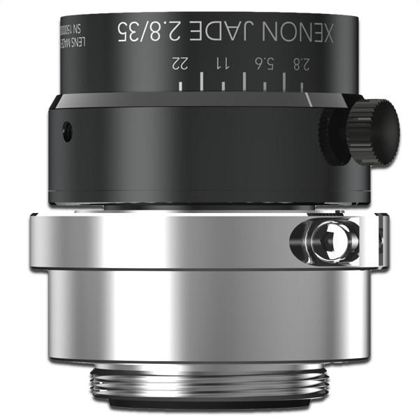 35mm C-Mount Industrieobjektiv Schneider Kreuznach Xenon Jade 2.8/35